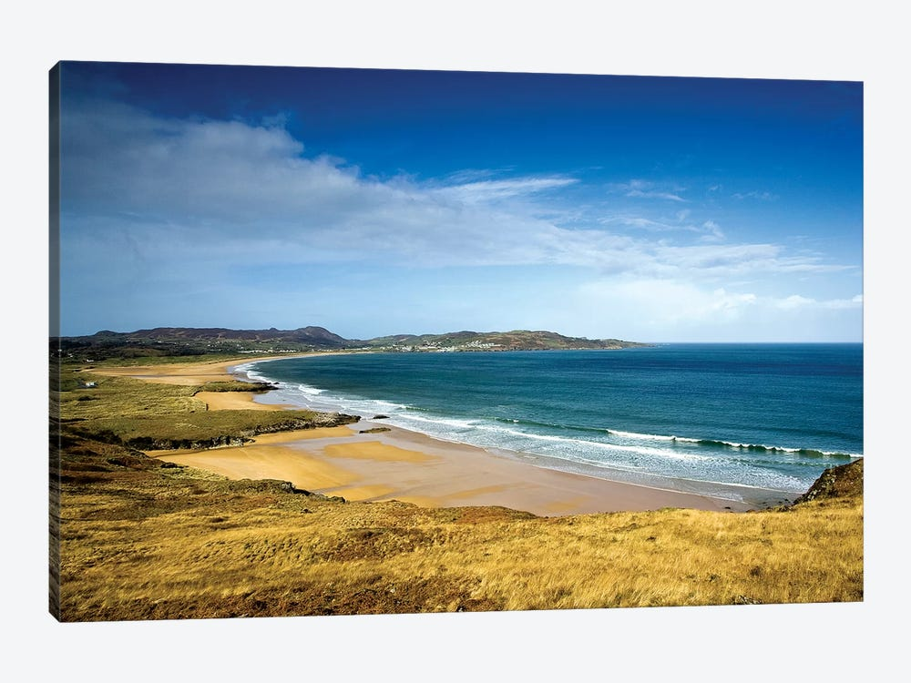 Portsalon, County Donegal, Ireland; Beach Scenic by Irish Image Collection 1-piece Canvas Artwork