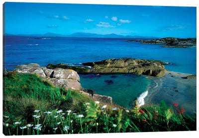 Ring Of Kerry, Co Kerry, Ireland Canvas Art Print