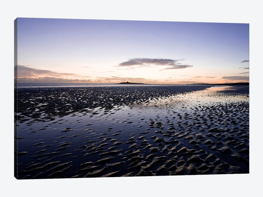 Skerries, County Dublin, Ireland; Sunrise Over Seascape by Irish Image Collection 1-piece Art Print