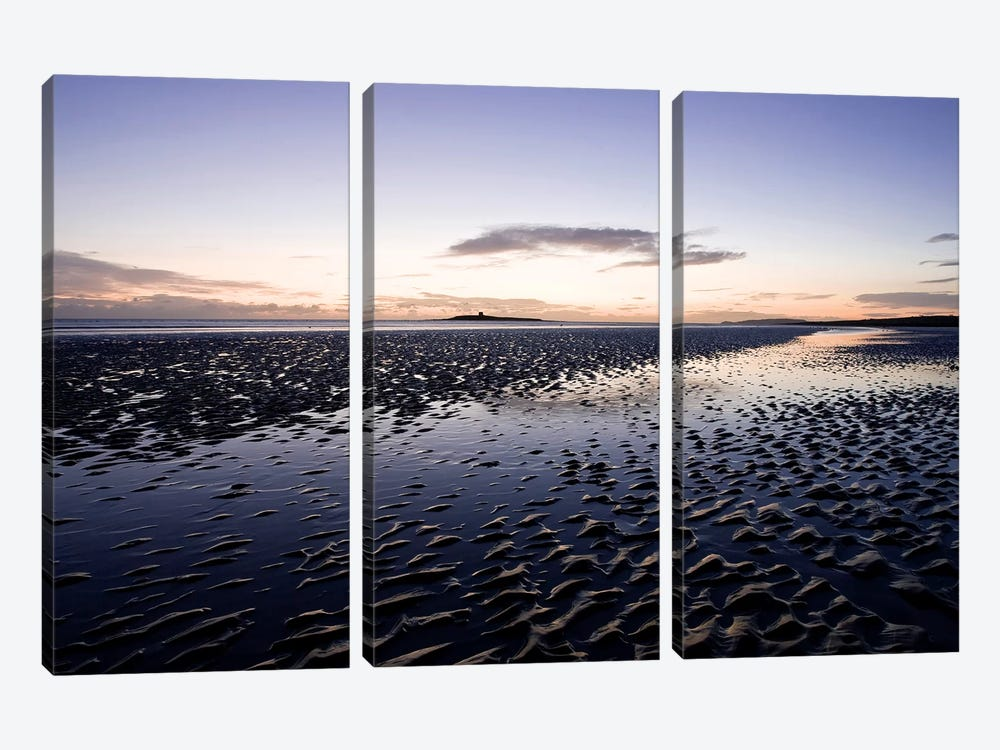 Skerries, County Dublin, Ireland; Sunrise Over Seascape by Irish Image Collection 3-piece Canvas Print