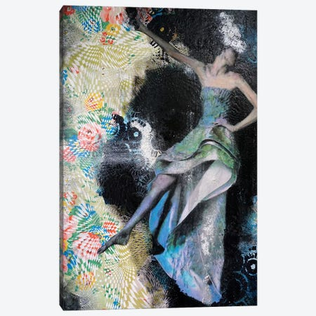 A Dream No One Can See Canvas Print #IJO1} by Isabelle Joubert Canvas Wall Art