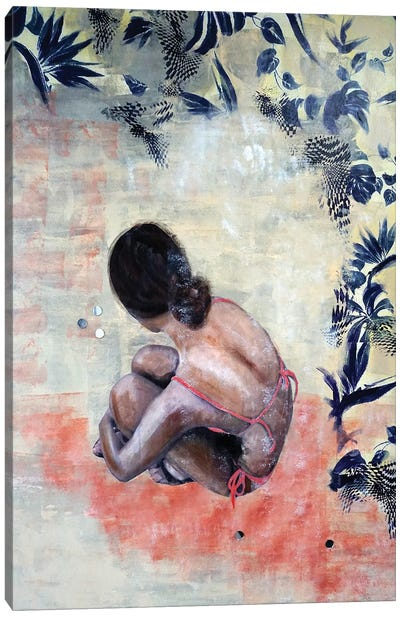 Look Around You Canvas Art Print
