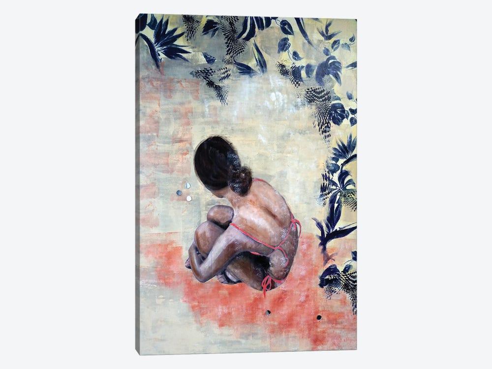Look Around You by Isabelle Joubert 1-piece Canvas Art Print