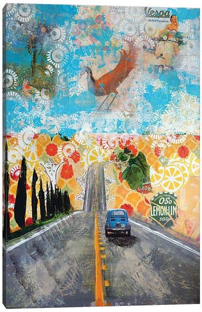 Ciao Bello Canvas Art Print
