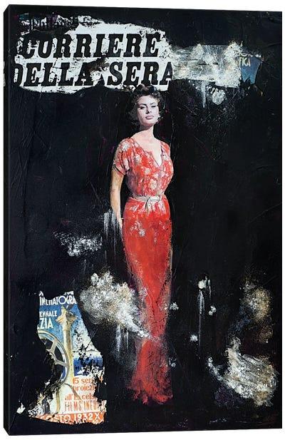 Sophia Canvas Art Print