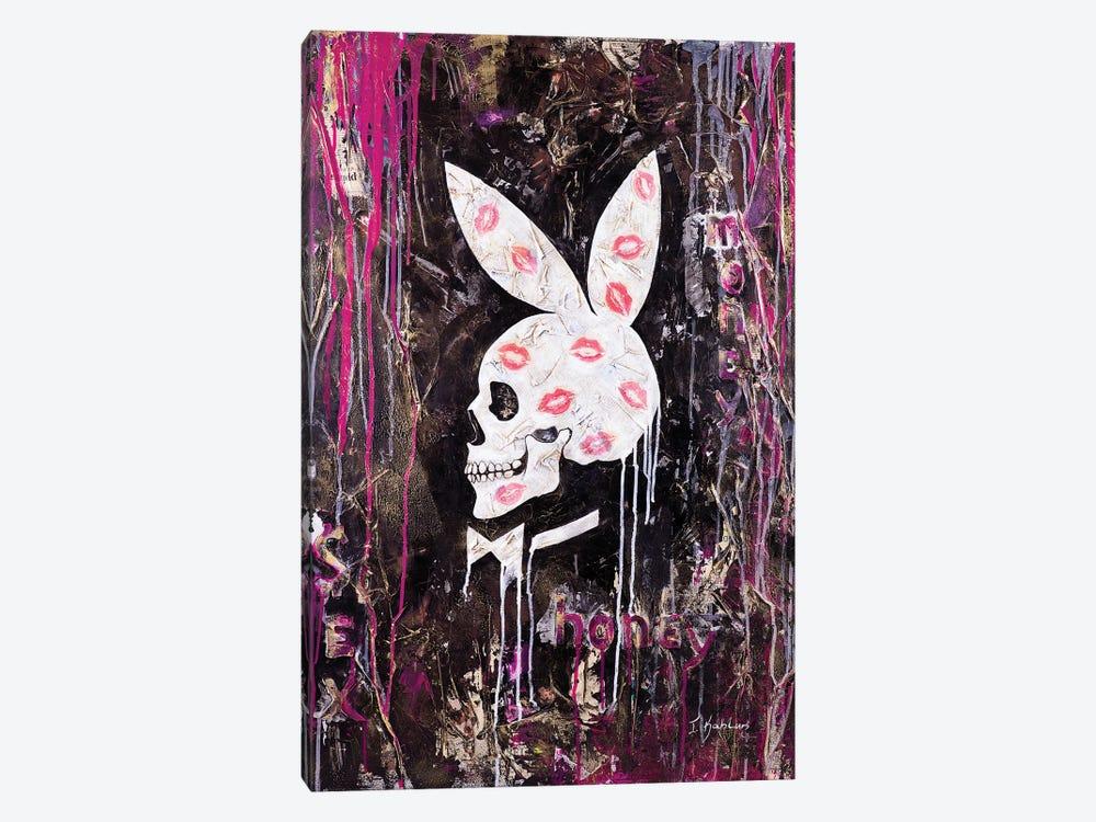 Playboy Bunny by Iness Kaplun 1-piece Art Print