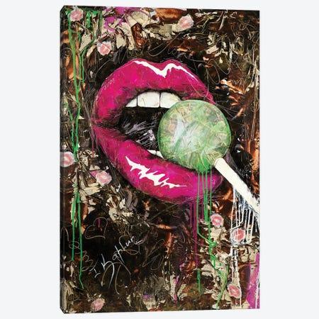 Lollipop Canvas Print #IKA25} by Iness Kaplun Canvas Art Print