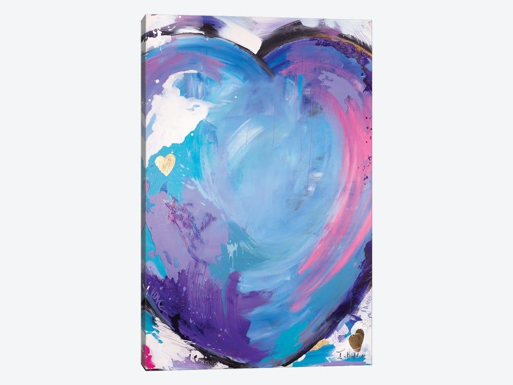 Big Love by Iness Kaplun 1-piece Canvas Wall Art