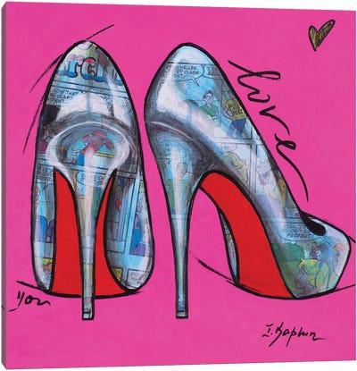 Girls' Dream Canvas Art Print
