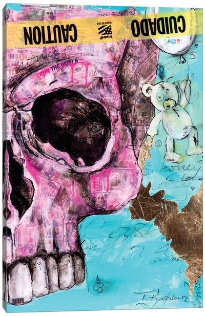 Honey Money II Canvas Art Print