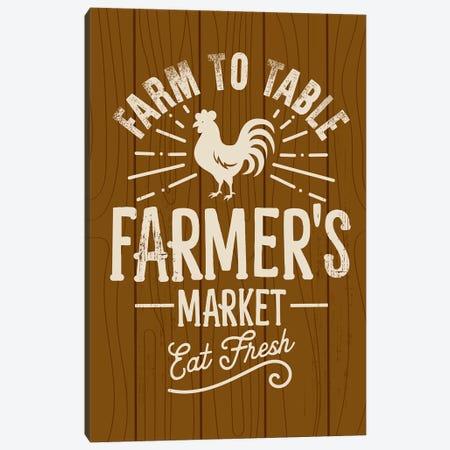 Farm Fresh II Canvas Print #ILA5} by Ilis Aviles Canvas Print