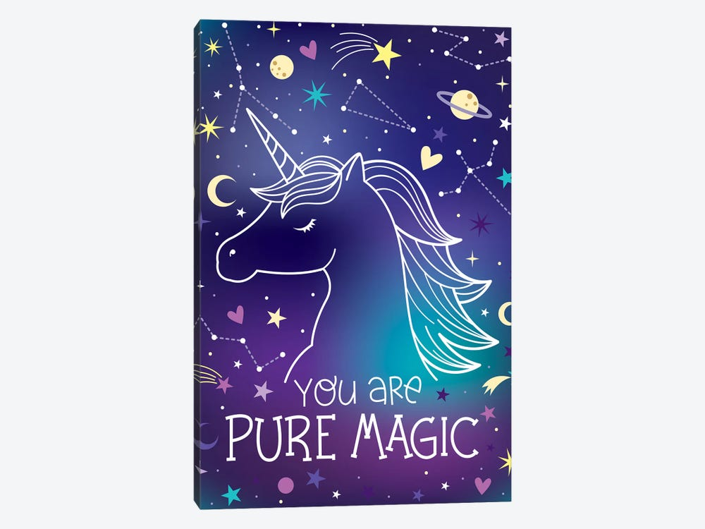 Everyday Stay Magical I by Ilis Aviles 1-piece Canvas Artwork