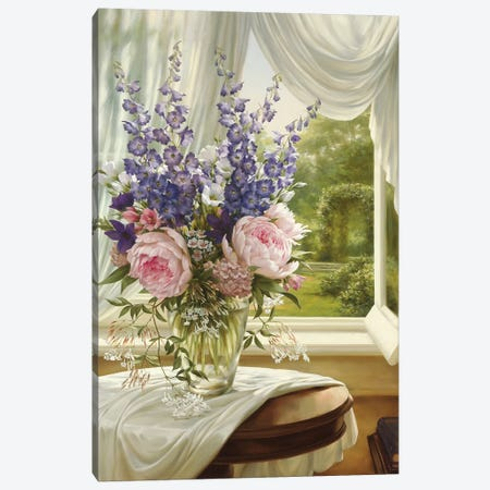 Estate I Canvas Print #ILE12} by Igor Levashov Canvas Wall Art