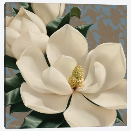 Dolce Magnolia Canvas Print #ILE3} by Igor Levashov Canvas Artwork