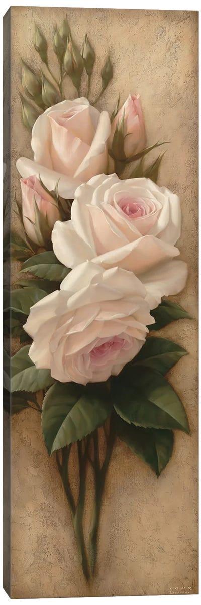 Pink Petals I Canvas Art Print