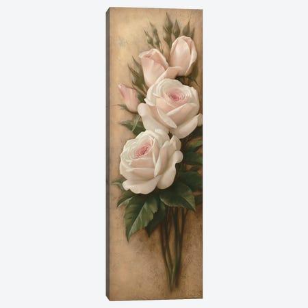 Pink Petals II Canvas Print #ILE9} by Igor Levashov Canvas Art