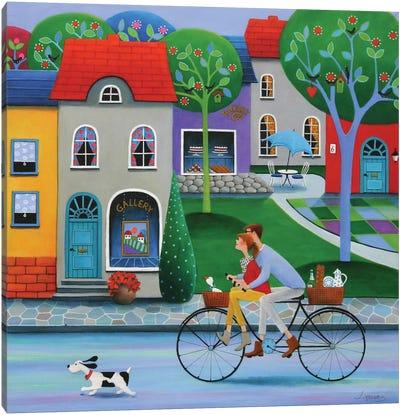Art Lovers Canvas Art Print