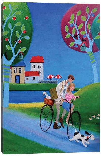 Frederik, The Big Bro Canvas Art Print