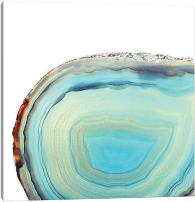 Sapphire Tide Canvas Print #ILL8
