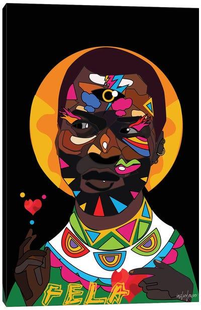 Fela Canvas Art Print