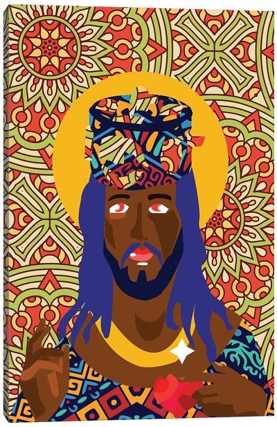 Jesus Canvas  Canvas Art Print