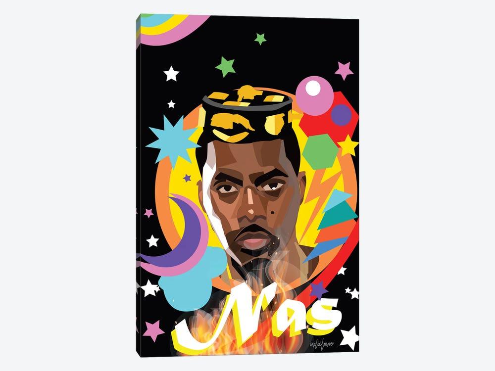 Nas by Indie Lowve 1-piece Art Print