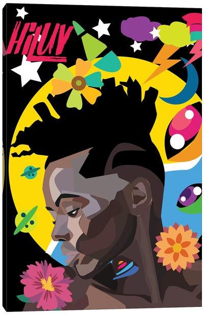 Hi Luv Canvas Art Print