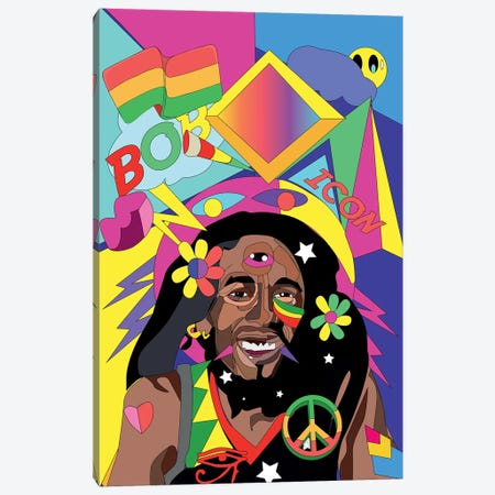 Bob  Canvas Print #ILO6} by Indie Lowve Canvas Print