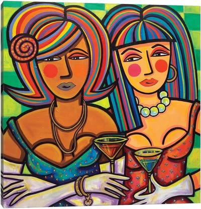 Double Your Pleasure Canvas Art Print