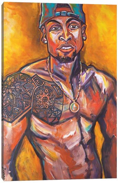 The Tattoo Canvas Art Print