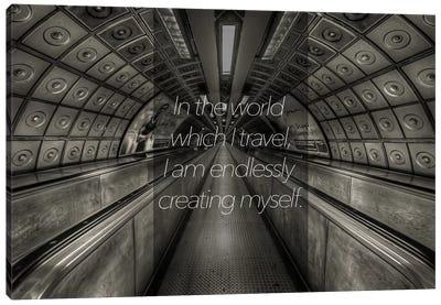 World Travels Canvas...