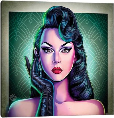 Violet Chachki Canvas Art Print