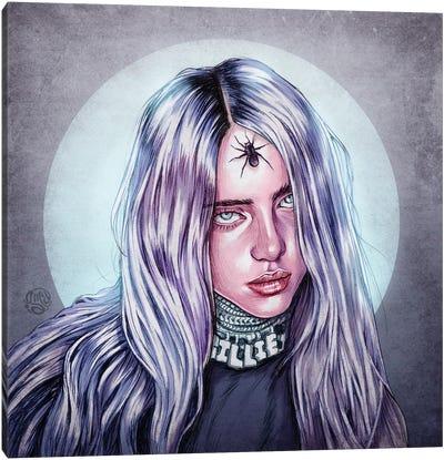 Billie Eilish Canvas Art Print
