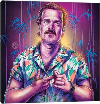 Chief Hopper Canvas Art Print