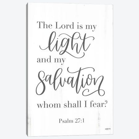 Light and Salvation Canvas Print #IMD182} by Imperfect Dust Canvas Wall Art
