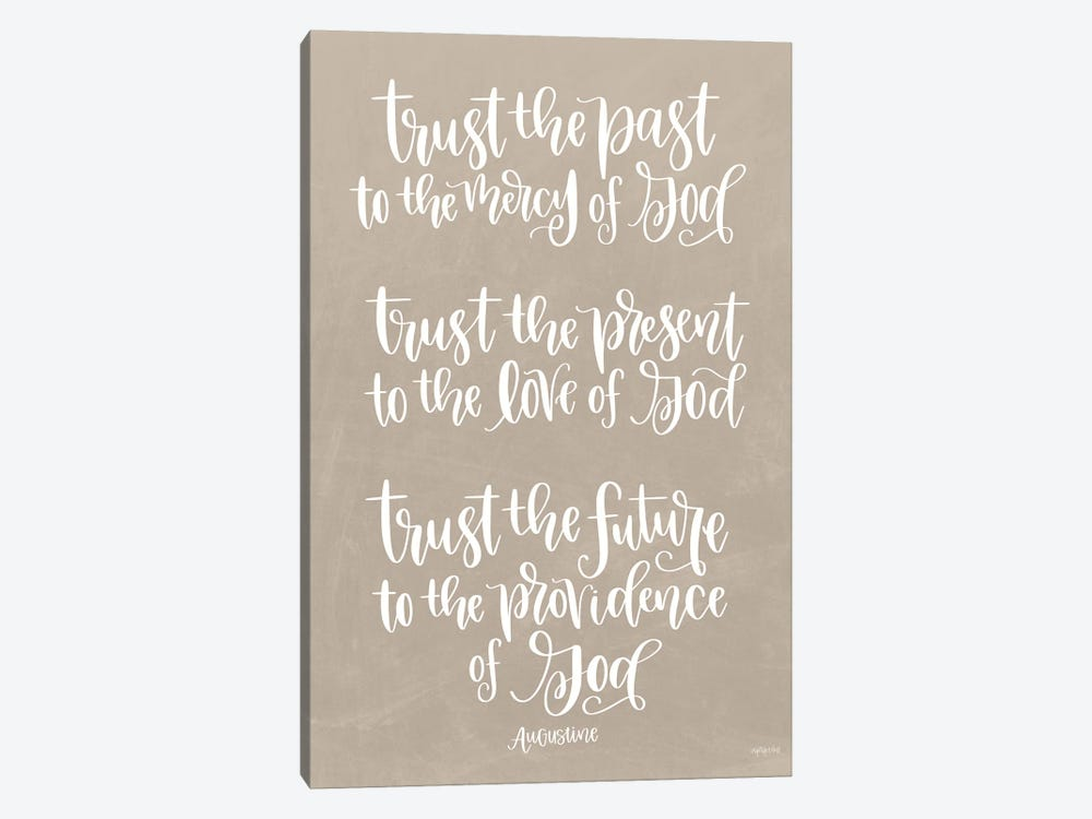 Trust by Imperfect Dust 1-piece Canvas Art