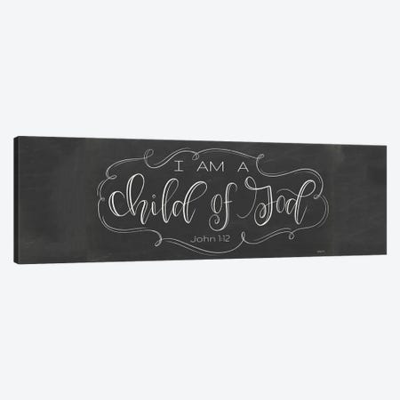 Child of God Canvas Print #IMD192} by Imperfect Dust Art Print