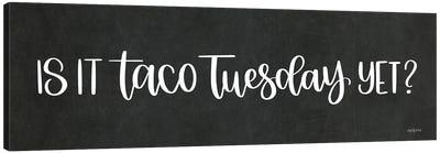 Taco Tuesday Canvas Art Print