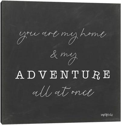 My Adventure Canvas Art Print