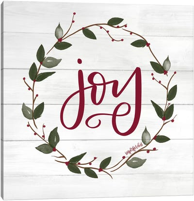 Joy Canvas Art Print