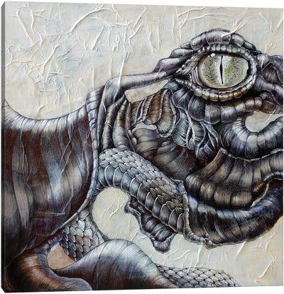 Reptile Canvas Art Print