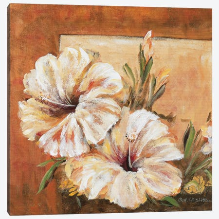 Classic Flower L Canvas Print #INA10} by Katharina Schöttler Canvas Print