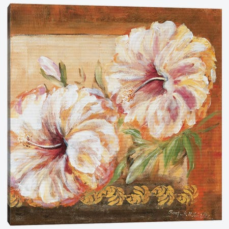 Classic Flower Ll 3-Piece Canvas #INA11} by Katharina Schöttler Canvas Print