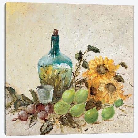 Mediterranean Comp. II Canvas Print #INA32} by Katharina Schöttler Canvas Art Print