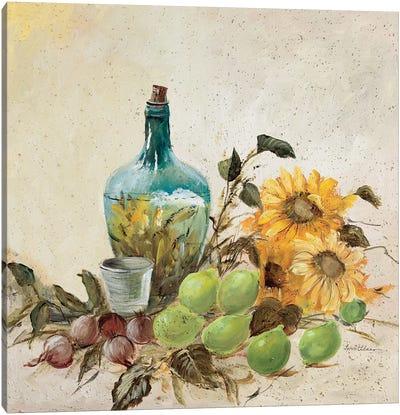 Mediterranean Comp. II Canvas Art Print