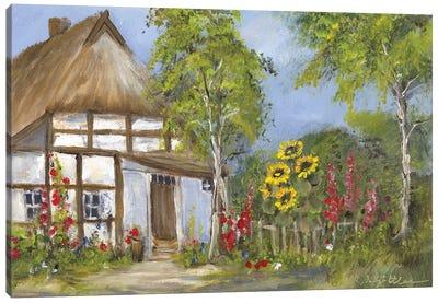 Old Farmhouse I Canvas Art Print