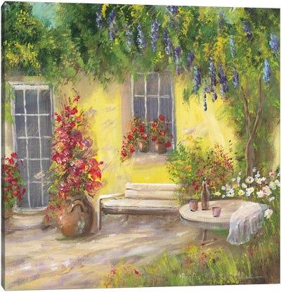 Romantic I Canvas Art Print