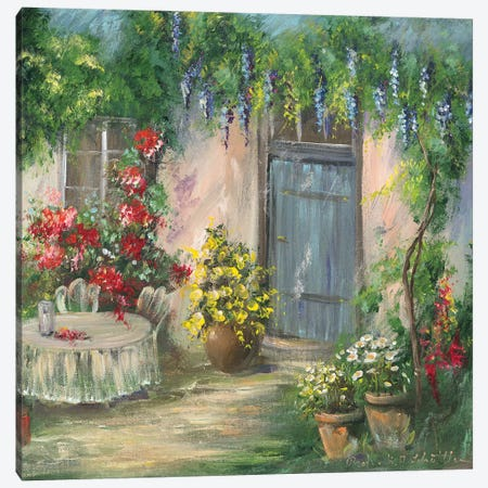 Romantic II Canvas Print #INA43} by Katharina Schöttler Canvas Wall Art