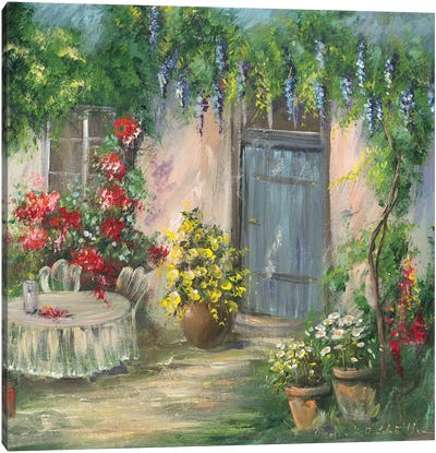 Romantic II Canvas Art Print