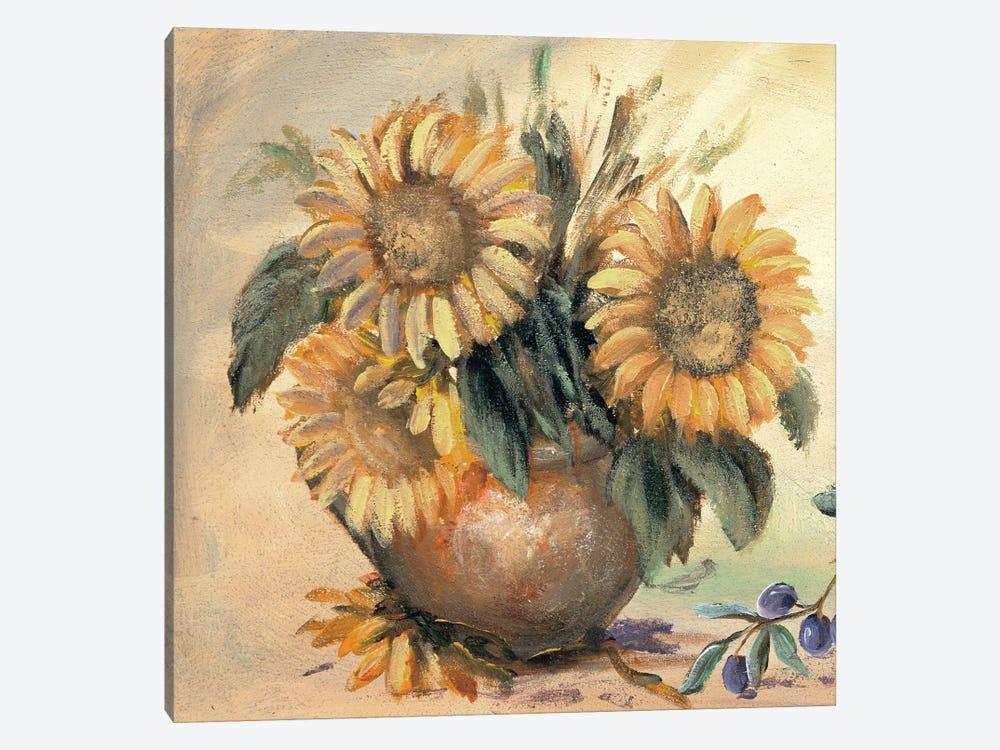 Sunflower Bouquet Ll by Katharina Schöttler 1-piece Art Print